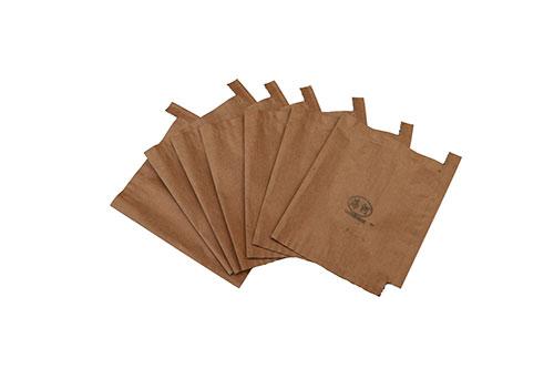 复合纸皇冠梨袋