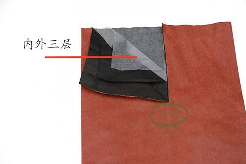 三层芒果套袋